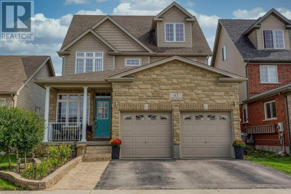 47 NORMA Crescent, Guelph