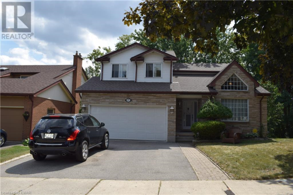 137 STONEGATE Drive, Kitchener