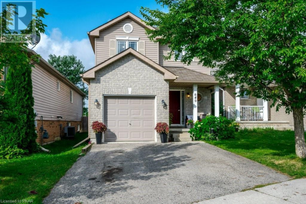 640 CLANCY Crescent, Peterborough