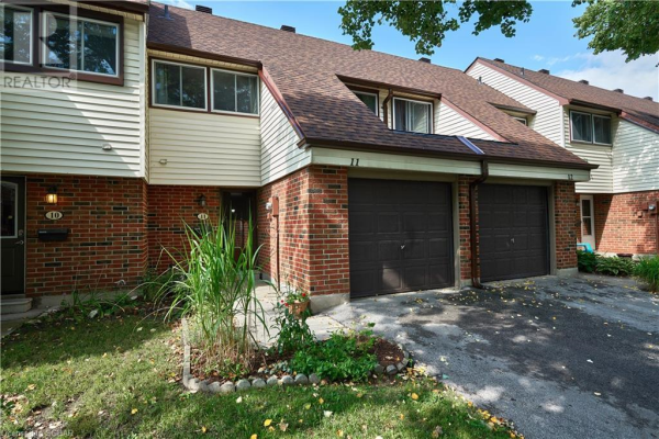 28 DONALD Street Unit# 11, Barrie