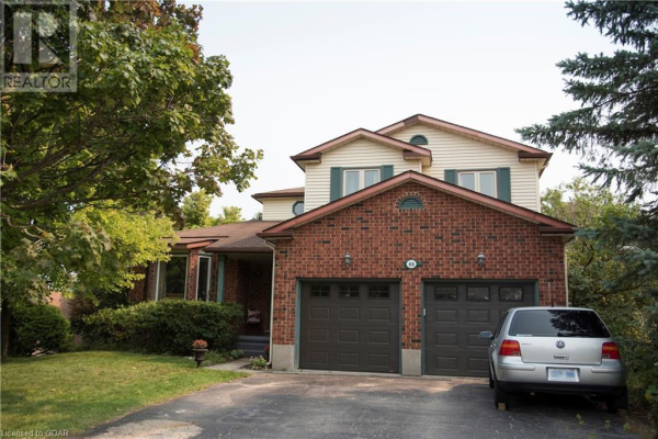 66 DOWNEY Road, Guelph