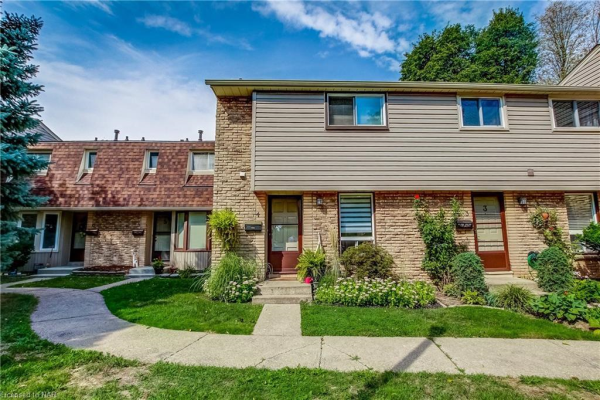 18 BARRY Street Unit# 4, St. Catharines