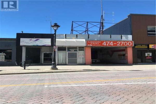 113 MAIN Street E, North Bay