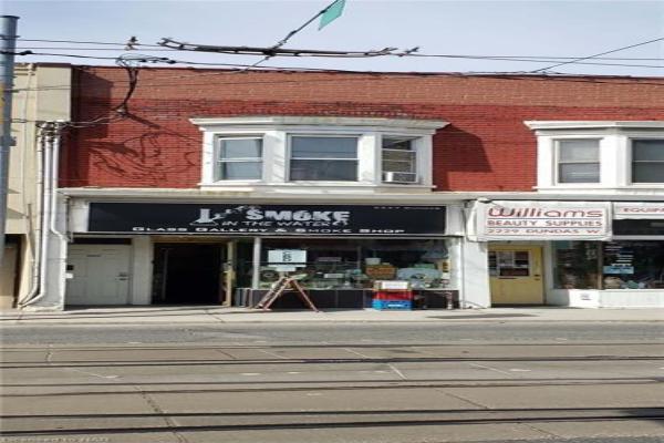 2227 W DUNDAS Street, Toronto