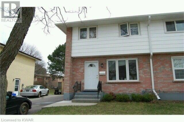 241 CEDARBRAE Avenue Unit# A, Waterloo