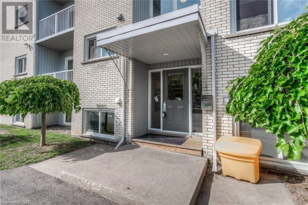 37 CONROY Crescent Unit# 6, Guelph