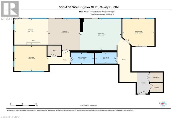 150 WELLINGTON Street E Unit# 508, Guelph