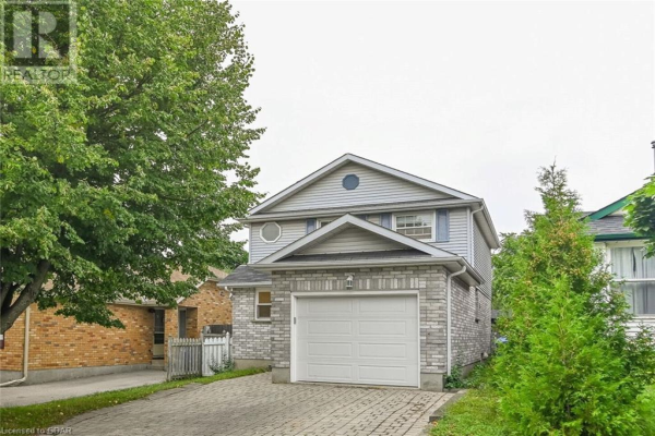 37 RODGERS Road, Guelph