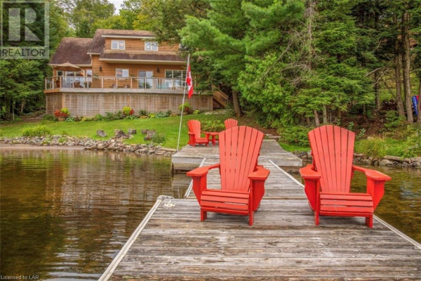 1127 BUTTERFLY Road, Muskoka Lakes