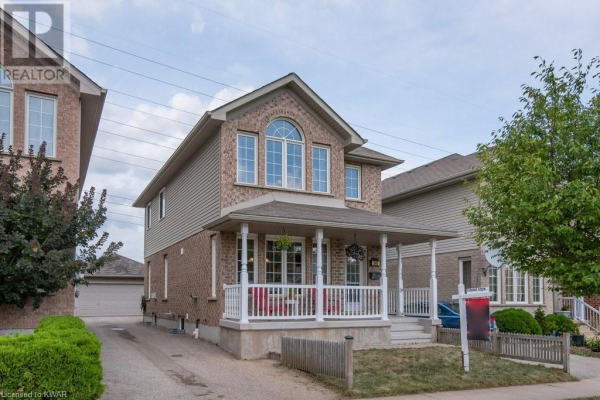649 WINDFLOWER Crescent, Kitchener