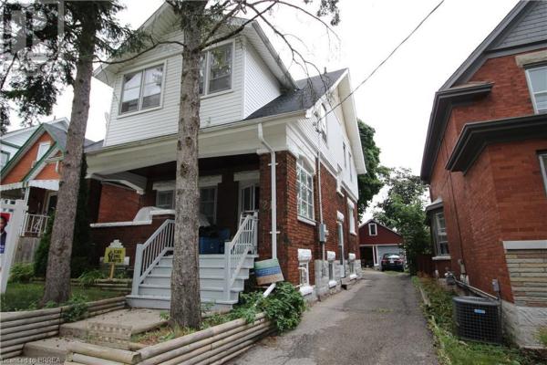 21 FAIRVIEW Avenue, Kitchener