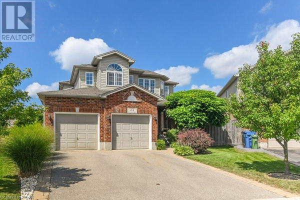 24 COUTTS Court, Guelph