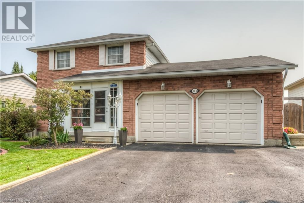 171 BECHTEL Drive, Kitchener