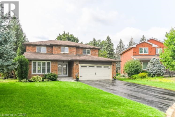 4 HUNTINGTON Place, Guelph