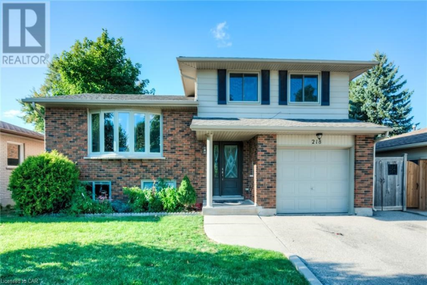 218 HAZELGLEN Drive, Kitchener