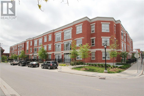 165 DUKE Street E Unit# 317, Kitchener