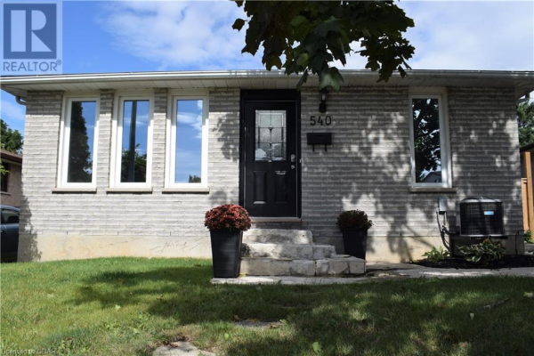 540 WHITELAW Road, Guelph