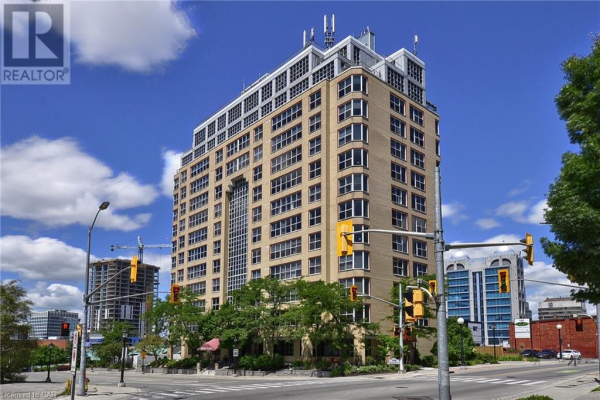 150 QUEEN Street S Unit# 503, Kitchener
