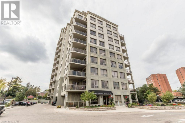 539 BELMONT Avenue W Unit# 207, Kitchener