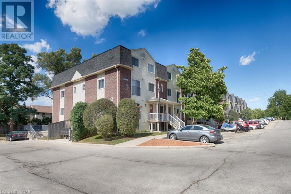454 JANEFIELD Avenue Unit# 106, Guelph