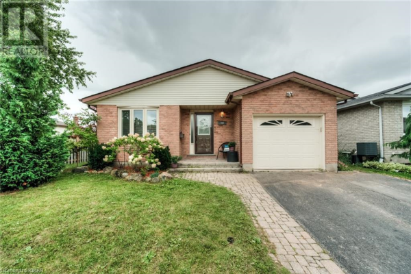 207 NEWBURY Drive, Kitchener