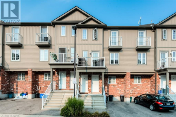 55 MOOREGATE Crescent Unit# 14B, Kitchener
