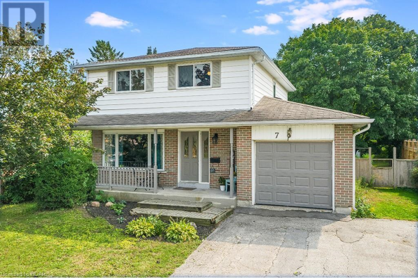 7 SPRINGHOME Road, Barrie