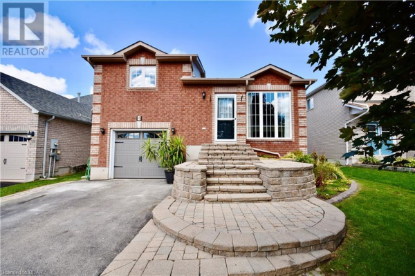 4 MASTERS Drive, Barrie