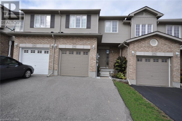 294 BRIARMEADOW Drive N, Kitchener
