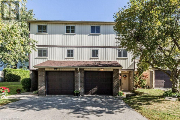 51 PAULANDER Drive Unit# 19, Kitchener