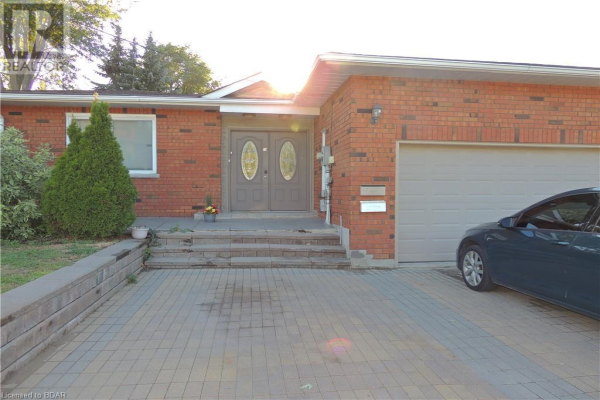 66 BAYVIEW Drive Unit# MAIN, Barrie