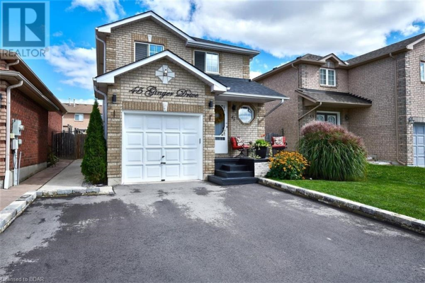 45 GINGER Drive, Barrie