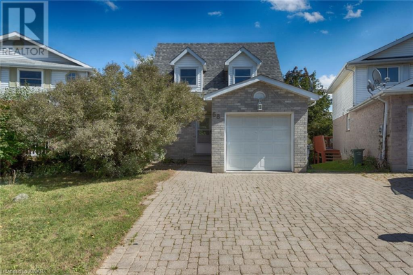 68 COLE Road, Guelph