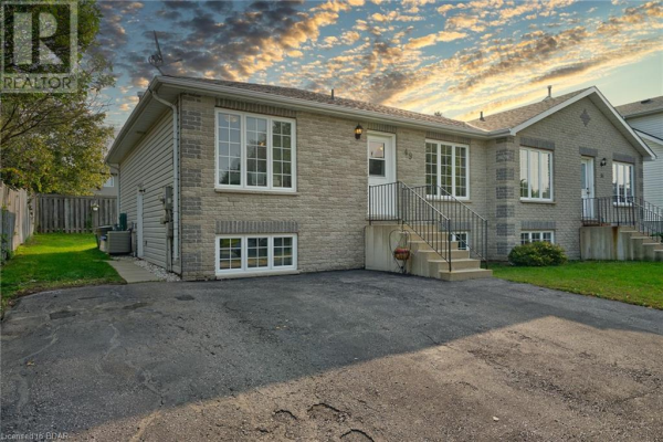 49 DOWNING Crescent, Barrie