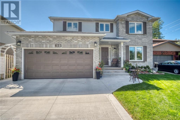 623 STONEBURY Crescent, Waterloo