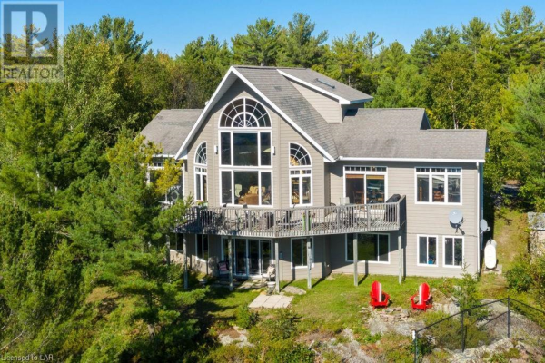 100 NORTH SHORE Road, Pointe au Baril