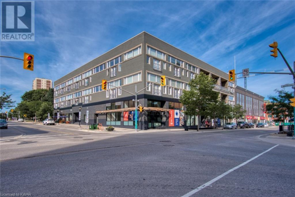 276 KING Street W Unit# 312, Kitchener