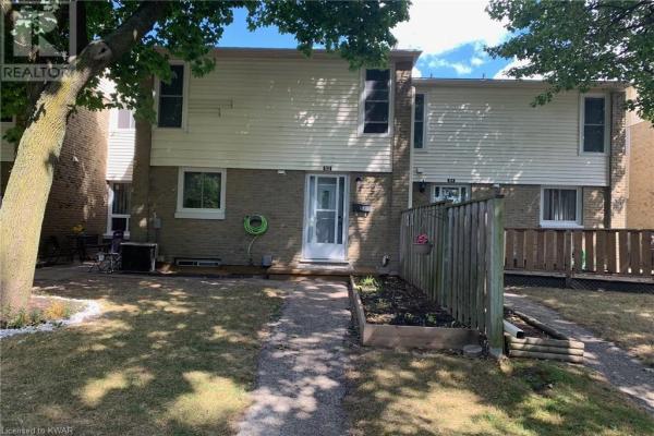 415 MORGAN Avenue Unit# 52, Kitchener