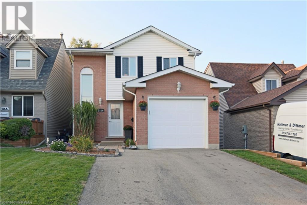 514 ROSEMEADOW Crescent, Waterloo