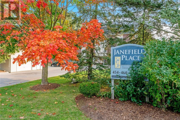 458 JANEFIELD Avenue Unit# 223, Guelph