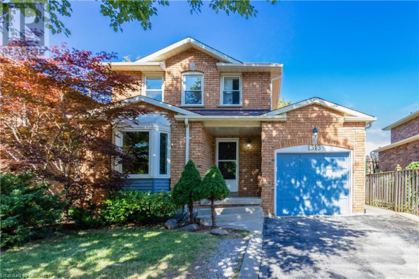 1313 COBBLER Lane, Oakville