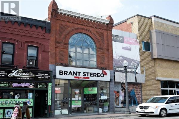 44 MARKET Street, Brantford
