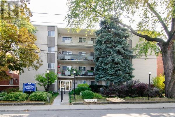 21 BALMORAL Avenue S Unit# 202, Hamilton