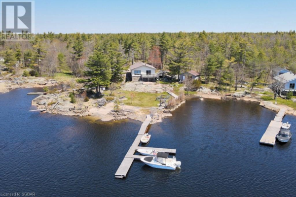 27142 GEORGIAN BAY Shore, Port Severn