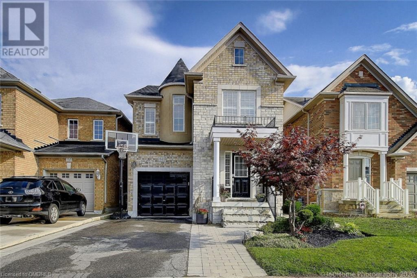 14 PENBRIDGE Circle, Brampton