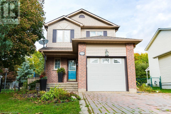231 MARY ANNE Drive, Barrie