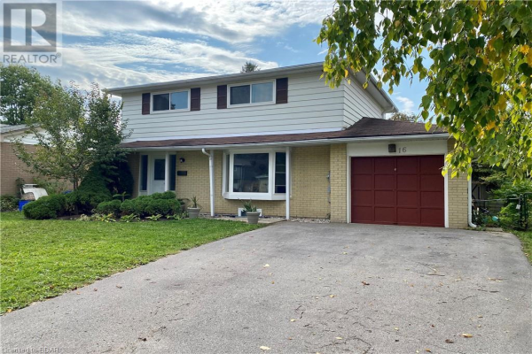 16 LONSDALE Place, Barrie