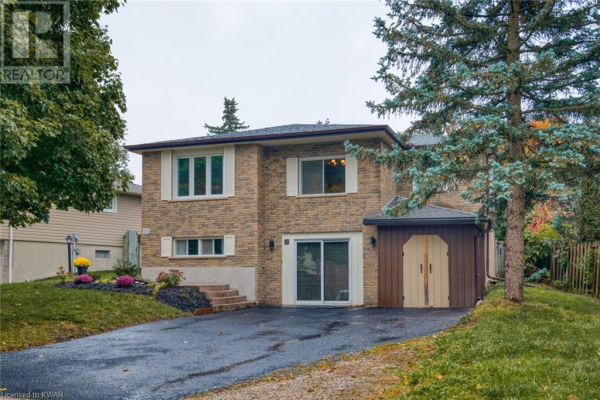 10 DRIFTWOOD Place, Kitchener
