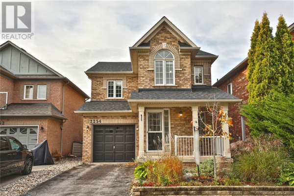 2254 EMPIRE Crescent, Burlington