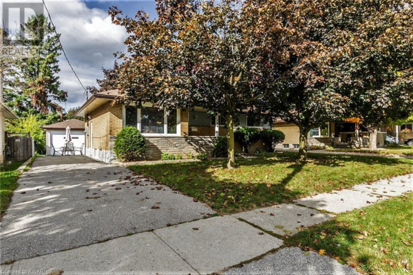 186 KENNETH Avenue, Kitchener